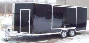 Trailex Enclosed Trailers - Winter Sale