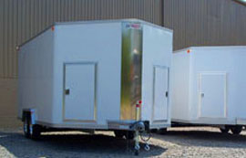 Enclosed Car Trailers