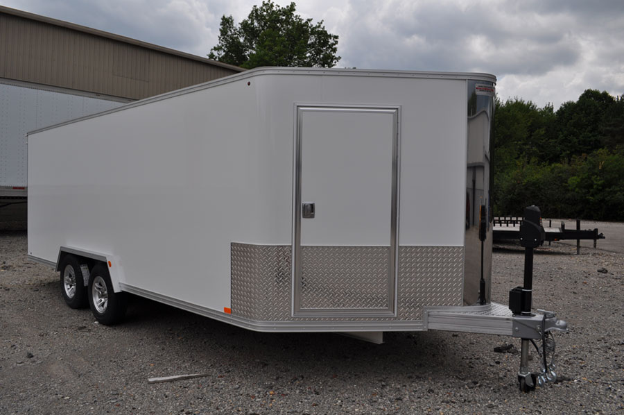 Trailex Lightest Aluminum Enclosed Trailer